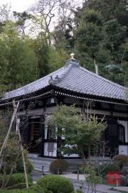Japan 2012 - Kamakura - Hase-dera - Side Building