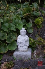 Japan 2012 - Kamakura - Hase-dera - Sculptures VI