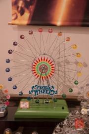 Japan 2012 - Kamakura - Ferris Wheel Model