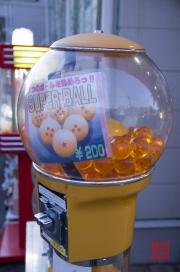 Japan 2012 - Kamakura - Dragon Balls