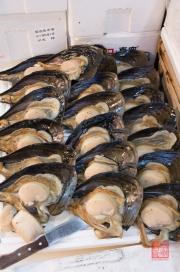 Japan 2012 - Tsukiji - Fish Market - Clams II