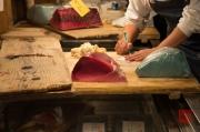 Japan 2012 - Tsukiji - Fish Market - Tuna filets III