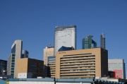 Japan 2012 - Tsukiji - Skyline I