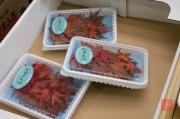 Japan 2012 - Tsukiji - Fish Market - Leaves I