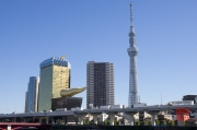Japan 2012 - Tsukiji - Skyline II