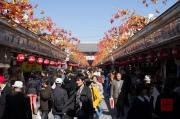Japan 2012 - Asakusa - Kannon - Souvenir Booths