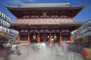 Japan 2012 - Asakusa - Kannon - Main Entrance