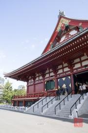 Japan 2012 - Asakusa - Kannon - Side Building