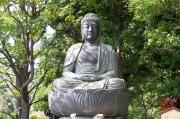 Japan 2012 - Asakusa - Kannon - Buddha Sculpture