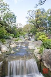 Japan 2012 - Asakusa - Kannon - Waterfall