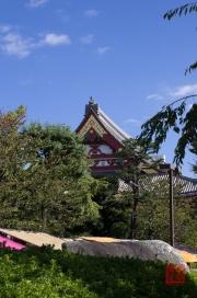 Japan 2012 - Asakusa - Kannon - Main Building