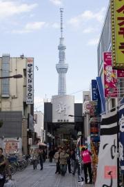 Japan 2012 - Asakusa - Tower