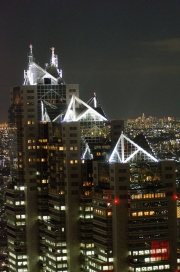 Japan 2012 - Shinjuku - Night Shoot - Triple Tower