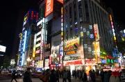 Japan 2012 - Shinjuku - Streetview