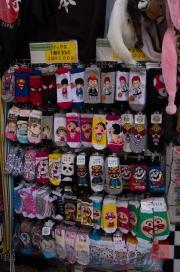 Japan 2012 - Shibuya - Socks