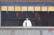 Japan 2012 - Shibuya - Meiji Shrine - Priest