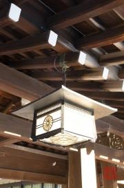 Japan 2012 - Shibuya - Meiji Shrine - Small Lantern