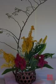 Japan 2012 - Shibuya - Meiji Shrine - Flower Composition II