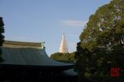 Japan 2012 - Shibuya - Meiji Shrine - City Tower