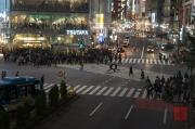 Japan 2012 - Shibuya - Crosswalk Fight