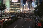 Japan 2012 - Shibuya - Crosswalk
