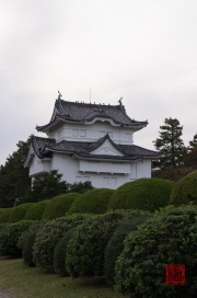 Japan 2012 - Nagoya - Side Building