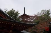 Japan 2012 - Miyajima - Roofs