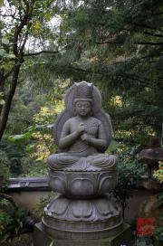 Japan 2012 - Miyajima - Daisho-in - Buddha Sculpture