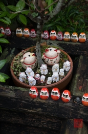 Japan 2012 - Miyajima - Daisho-in - Lucky Cats
