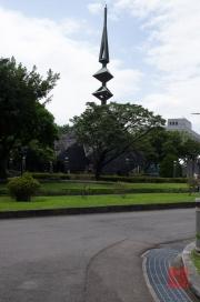 Taiwan 2012 - Taipei - Peace Memorial Park - 228 Peace Monument I