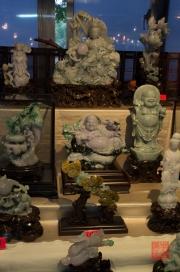 Taiwan 2012 - Taipei - Jademarkt - Figuren