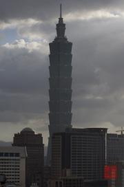Taiwan 2012 - Taipei - Stadtbild - Taipeh 101