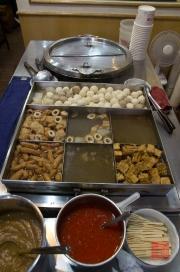 Taiwan 2012 - Taipei - Garküche - Suppe