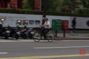 Taiwan 2012 - Taipei - Fahrradfahrer
