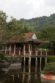 Taiwan 2012 - Taipei - Shuangxi Park and Chinese Garden - Pavillion III