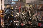 Taiwan 2012 - Taipei - K-Mall - Gundam I