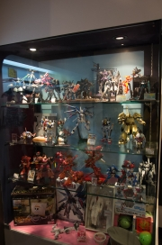 Taiwan 2012 - Taipei - K-Mall - Gundam II