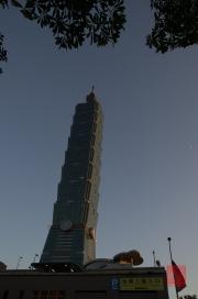 Taiwan 2012 - Taipei - Xinyi - Taipeh 101