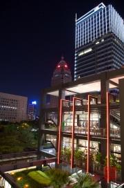 Taiwan 2012 - Taipei - Xinyi by Night - Impressionen I