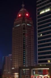 Taiwan 2012 - Taipei - Xinyi by Night - Impressionen X