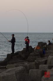 Taiwan 2012 - Taipei - Baishawan - Angler