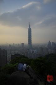 Taiwan 2012 - Taipei - Elephant Mountain - Taipeh 101 II