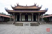Taiwan 2012 - Taipei - Konfuziustempel - Hauptgebäude