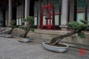 Taiwan 2012 - Taipei - Konfuziustempel - Bonsai