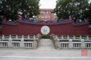 Taiwan 2012 - Taipei - Konfuziustempel - Garten II