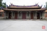 Taiwan 2012 - Taipei - Konfuziustempel - Front