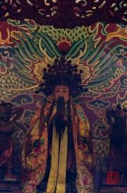 Taiwan 2012 - Taipei - Dalongdong Baoan Tempel - Buddha I