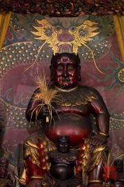 Taiwan 2012 - Taipei - Dalongdong Baoan Tempel - Buddha II