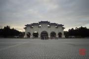 Taiwan 2012 - Taipei - CKS Memorial Hall - Tor