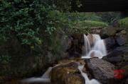 Taiwan 2012 - Ruifang District - Golden Falls III